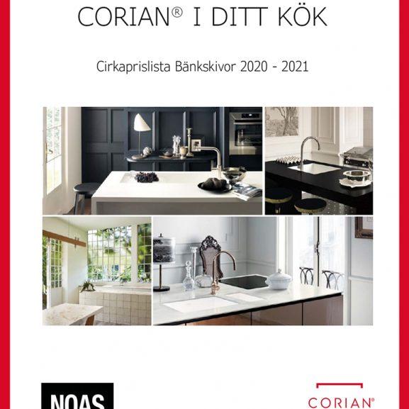 Corian i ditt kök